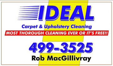 Ideal Carpet & Upholstery Cleaning logo